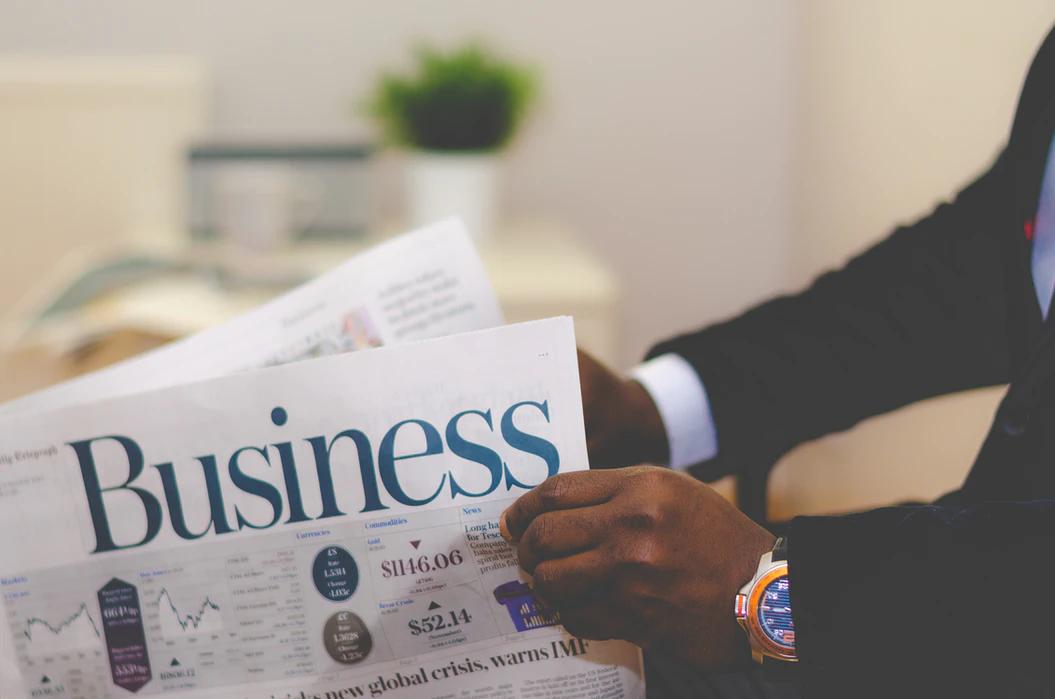 Antes da internet, os jornais eram a principal fonte de cotações para investidores de varejo.