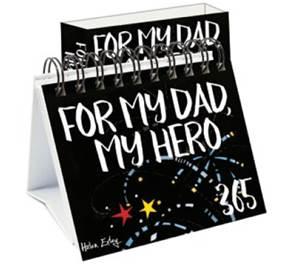 dad fathers day calendar gift