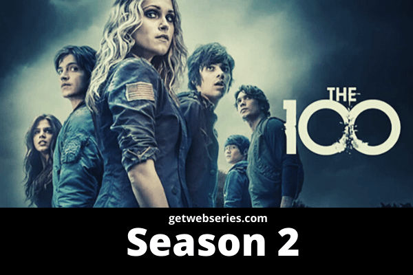 Index of The 100 Season 2