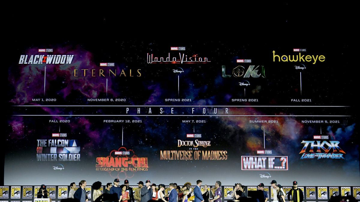 Image result for phase 4 comic con