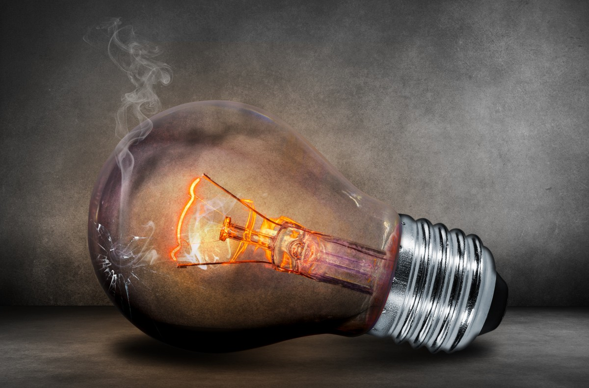 Reduce el número de bombillas en casa