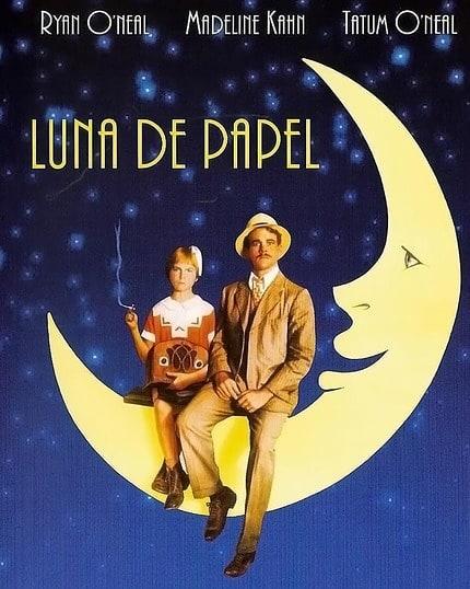 Luna de papel (1973, Peter Bogdanovich)