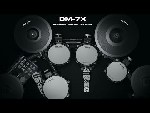 NUX DM-7X กลองไฟฟ้าของมืออาชีพ 1