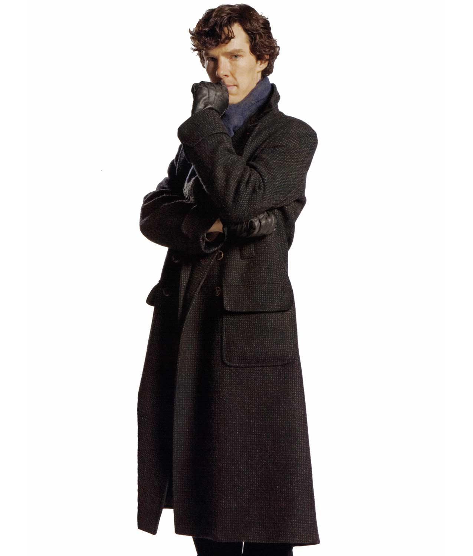 Benedict Cumberbatch BBC Sherlock Coat - Jackets Creator