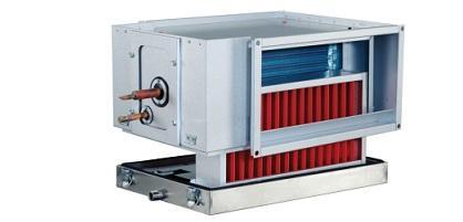 Systemair DXRE 80-50-3-2,5 Фреоновый охладитель купить в Москве с доставкой  и установкой от магазина Царь климат