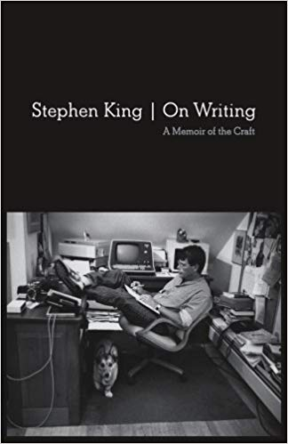 Cover of 'On Writing: A Memoir of the Craft' by Stephen King