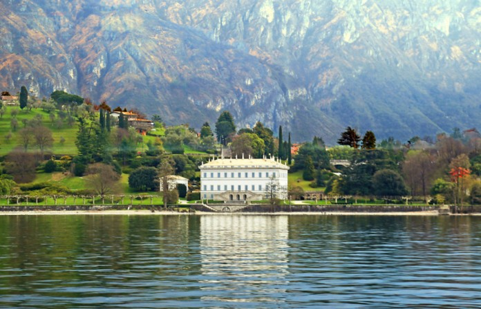 "George Clooney's incredible lake Como Mansion | Source: this-is-italy.com<span class=""-mobiledoc-kit__atom"">‌‌</span>"