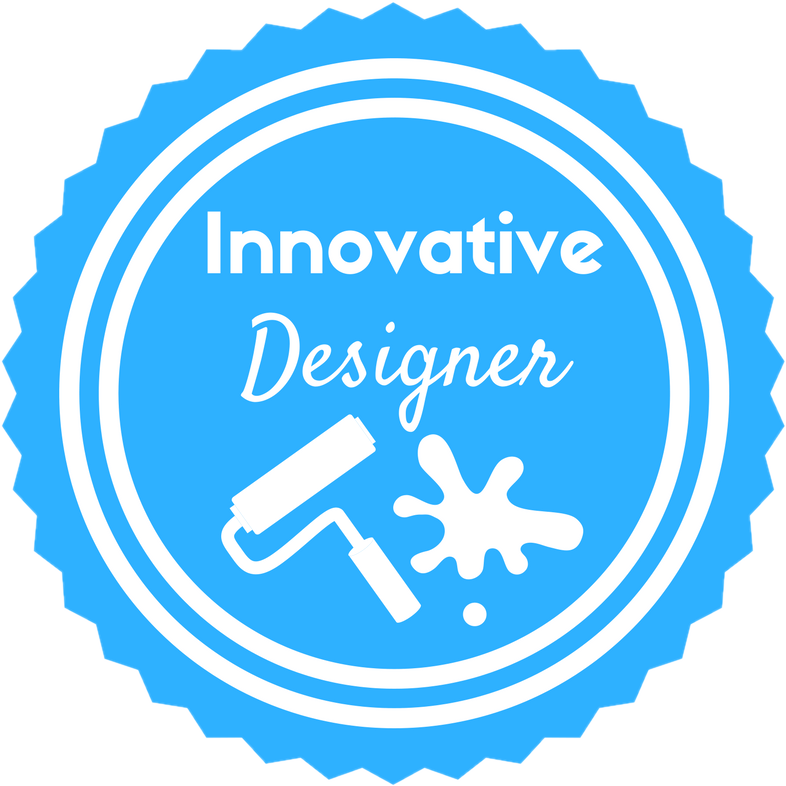 Innovative Designer Badge