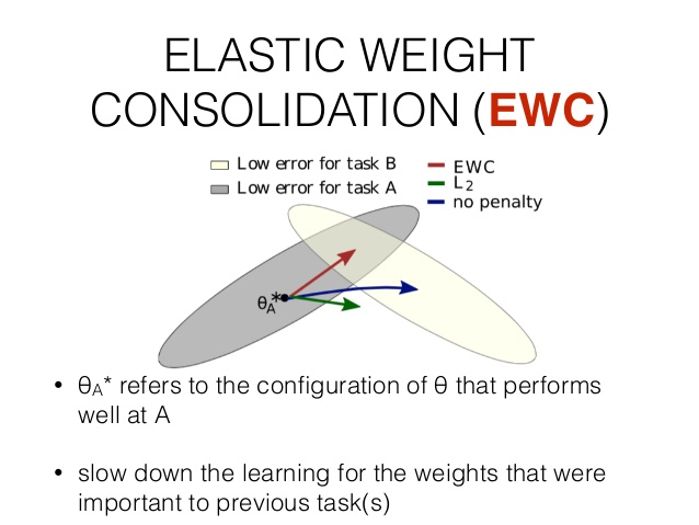 Image result for elastic weight consolidation