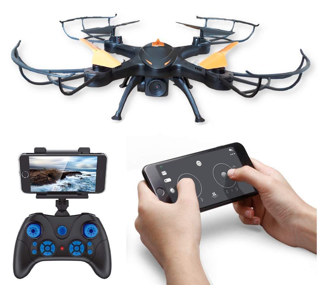 SUPER TOY 2 MP Wi-Fi Camera Professional Drone