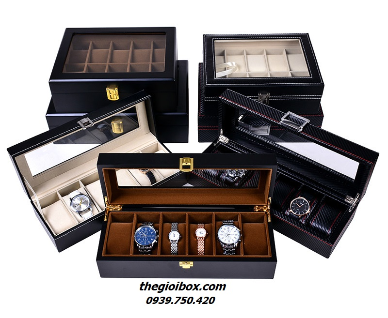 hộp đựng đồng hồ chất đẹp