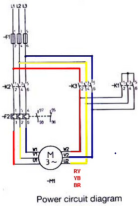 star delta motor connection diagram timer wirdig star delta connection diagram and working principle docx