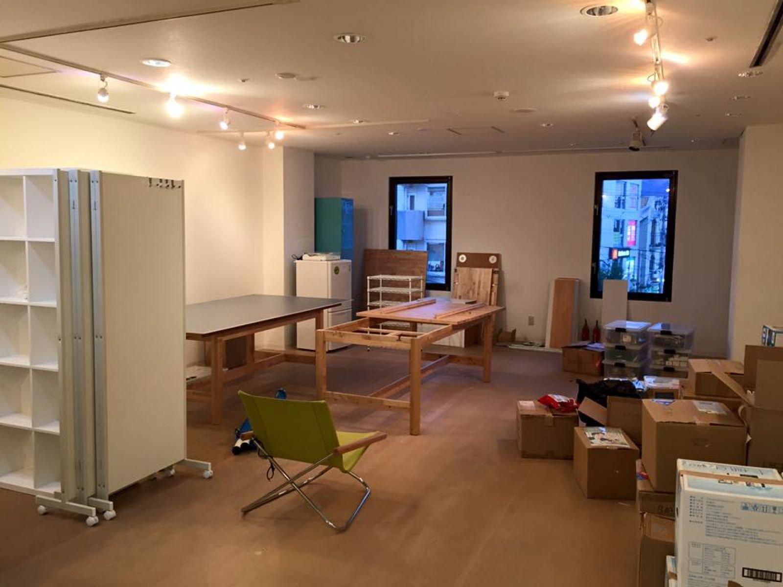 Kowakura Coworking Space in Osaka-Kobe-Kyoto