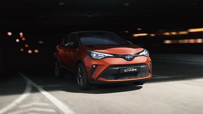 Toyota C-HR Minorchange 2020