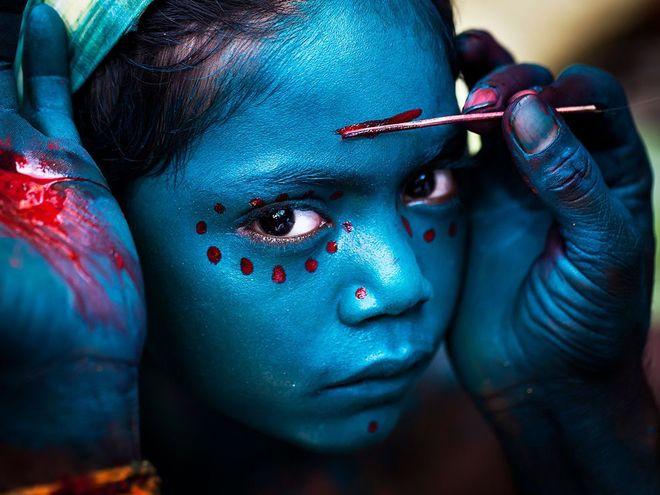lễ hội Angalamman ở Ấn Độ