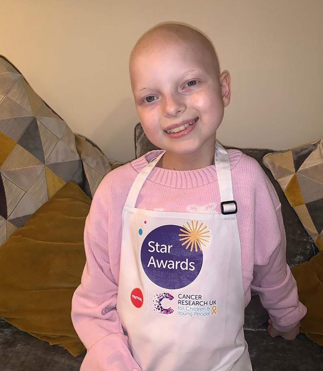 Cancer Research UK Children & Young People Star Award