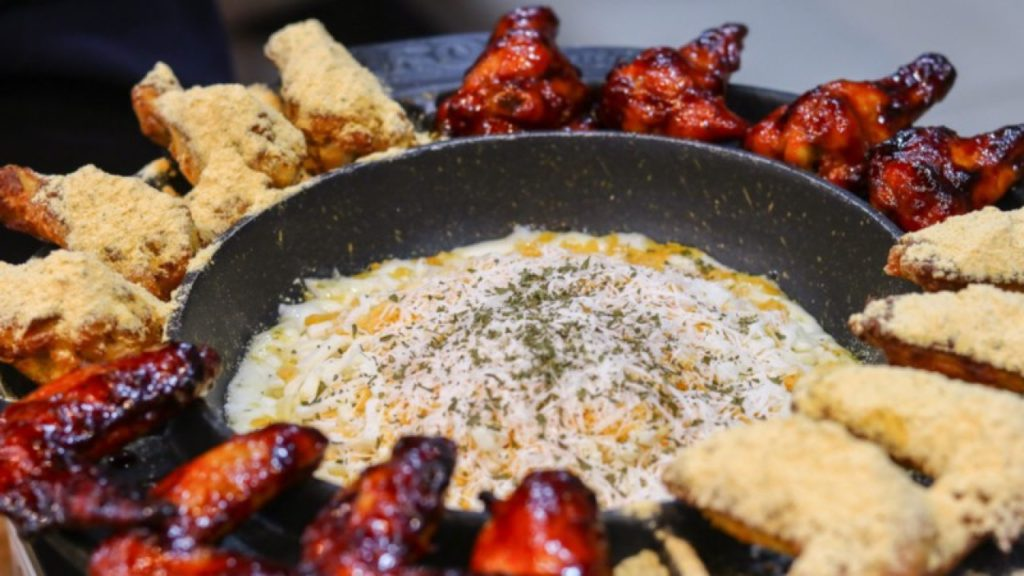 Goobne Chicken food