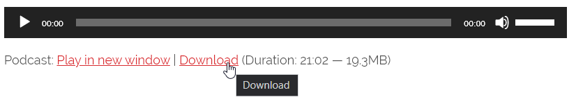how to download light speed spanish podast