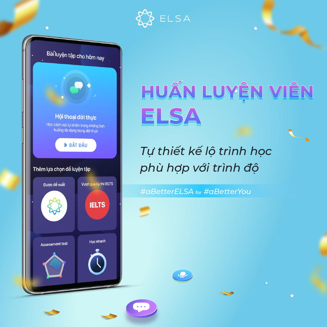 phần mềm học tiếng Anh giao tiếp ELSA Speak