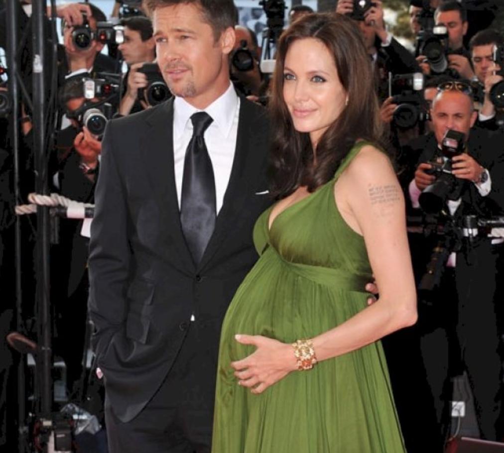 Brangelina Pregnant
