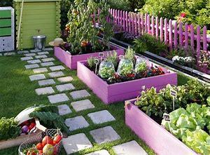 Image result for picture of a backyard garden