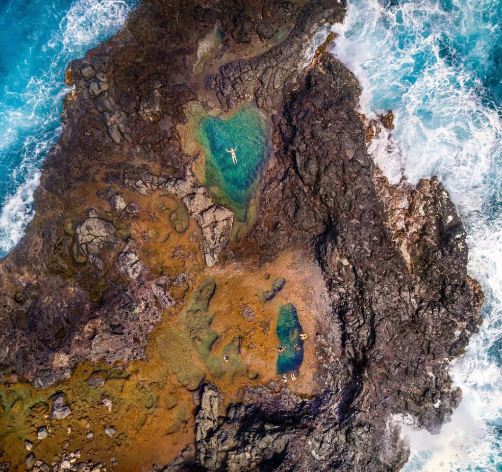 Olivine Tide Pools - best things to do in maui hawaii