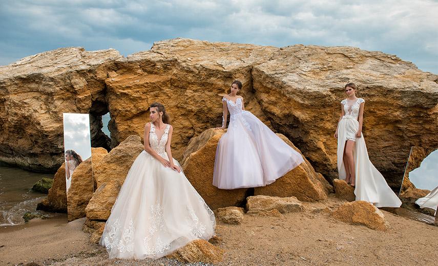 молодые свадебные дизайнеры