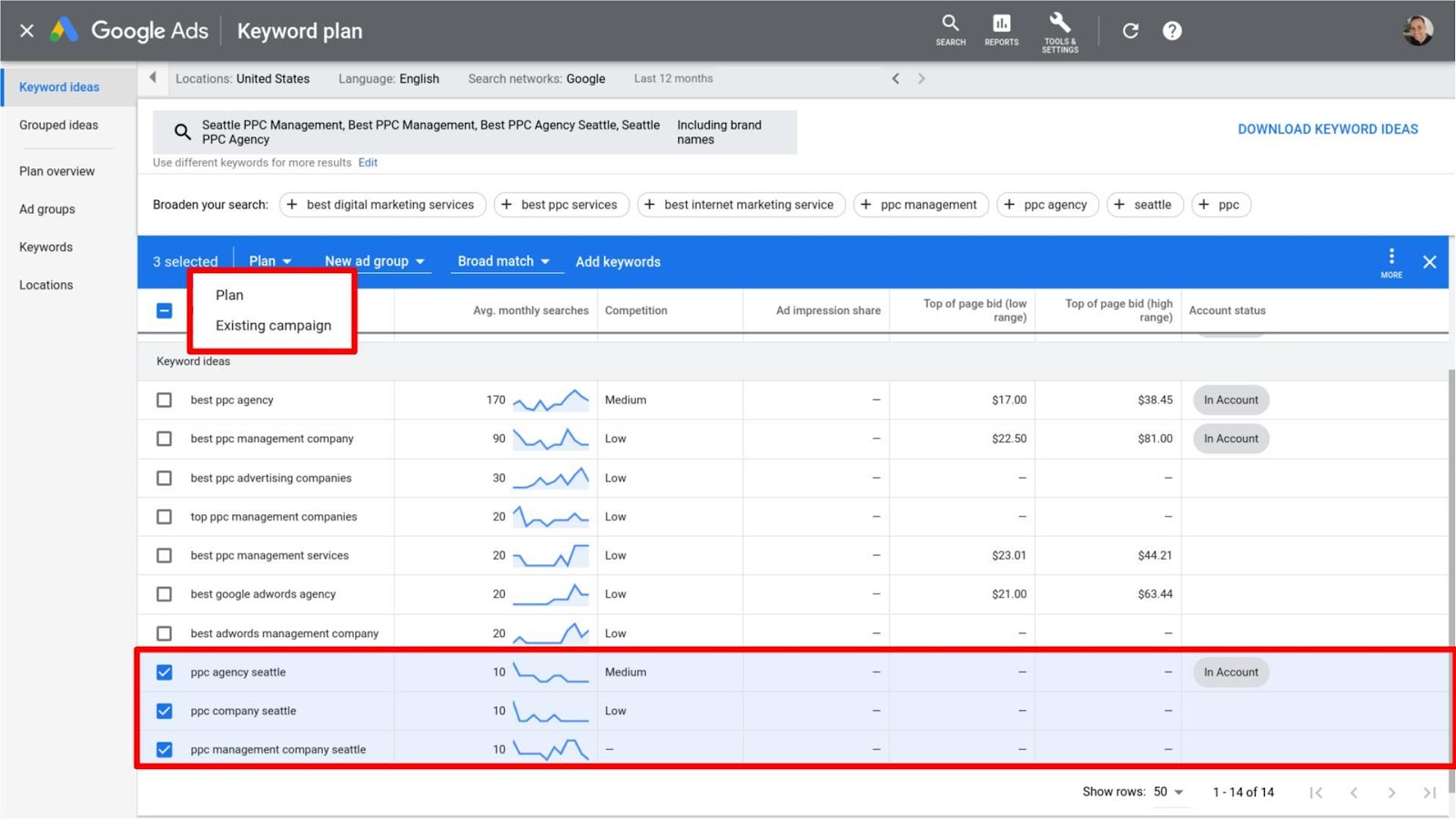 C:\Users\lenovo\Documents\ACT Marketing\Downloads from Slides\Copy of M146 - Keyword Planner Tutorial.jpg
