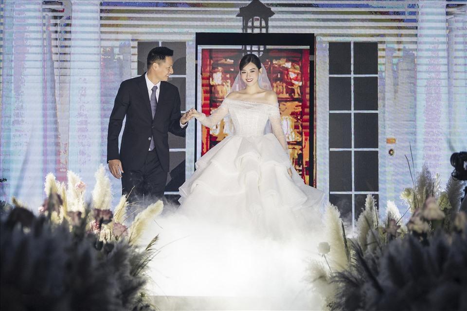 Đám cưới toàn mỹ nhân của Á hậu Tường San, chú rể vẫn không lộ diện   Tin  tức mới nhất 24h - Đọc Báo Lao Động online - Laodong.vn