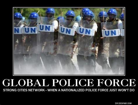 Obama's Gestapo is going global | The Strident Conservative