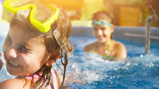 Swimming Pool Safety and Games-image
