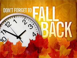 Daylight Savings 2013 Lakeland, Fl usa EST fall back