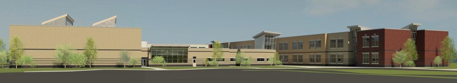 Brown Local Schools building