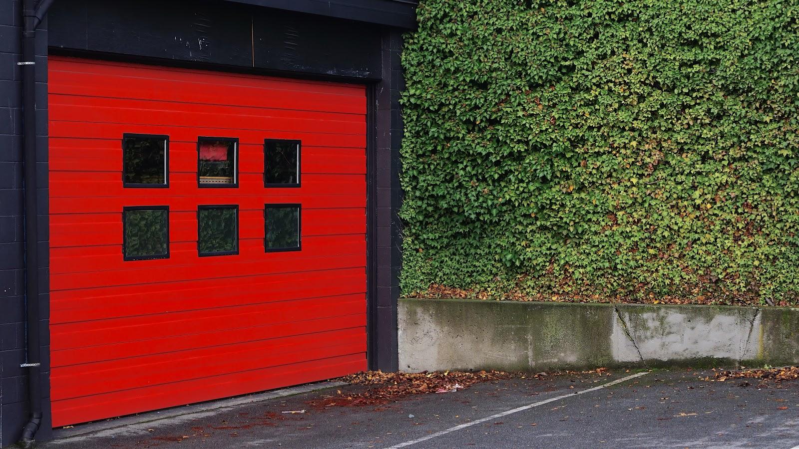 Garage Door Technology