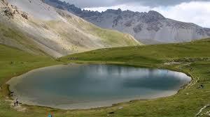 photo du lac de souliers