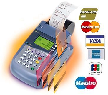 Credit and Debit Card Terminal