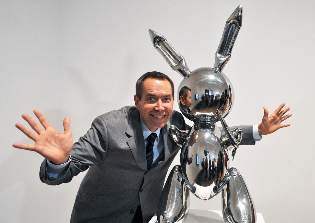 Stop Hating Jeff Koons - The New York Times