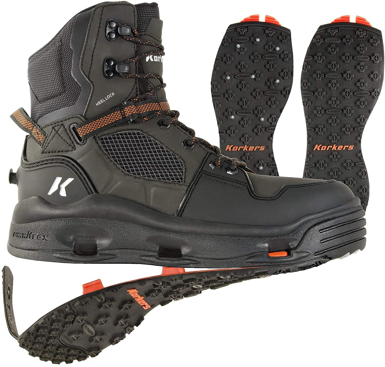 Korkers Terror Ridge Wading Boots review