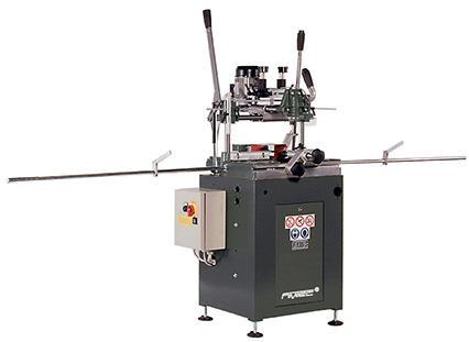 KF 130 - Вертикальный копировально-фрезерный станок