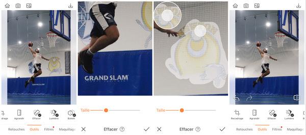Comment prendre des photos de sport Olympiques