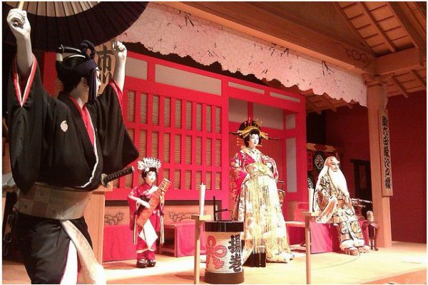 Lịch sử Kabuki