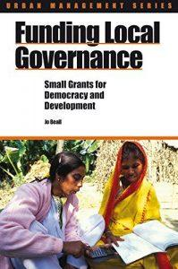 Funding Local Governance