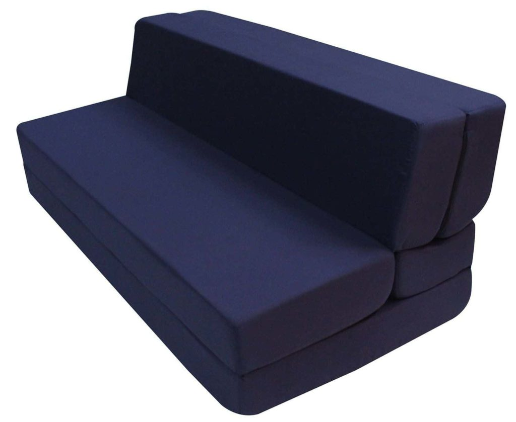 merax Convertible Sleeping Mattress Sofa and Floor Mat