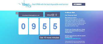 10 Minute Mail temporary email review | TechRadar