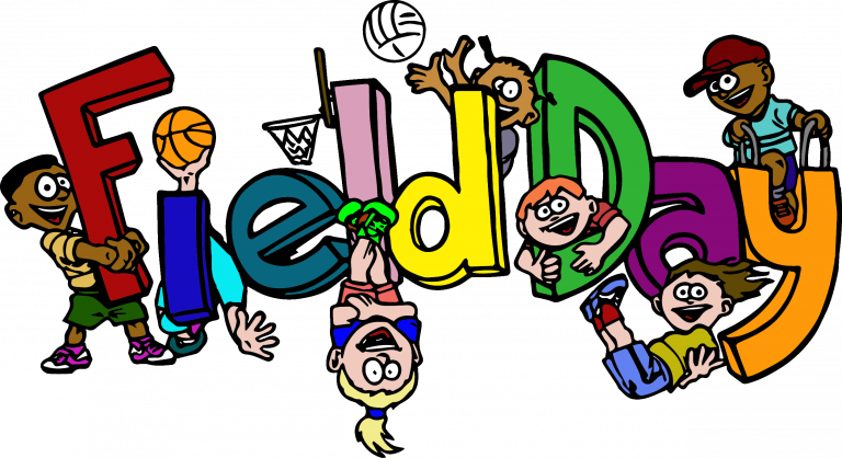 Tomorrow Is Field Day Unfortunately The Temperature Clipart (768x418), Png Download