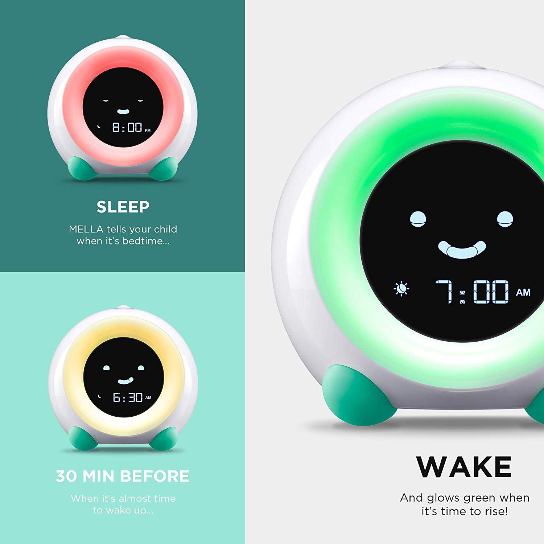 OK to Wake Clock MELLA