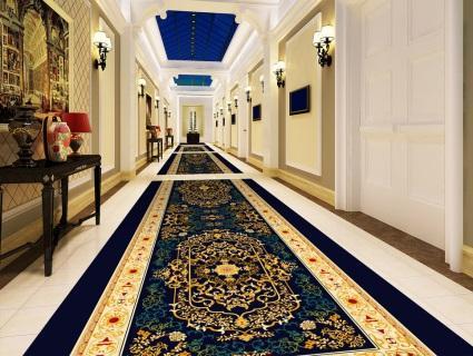 Nâng tầm khách sạn Việt Nam với thảm trải sàn