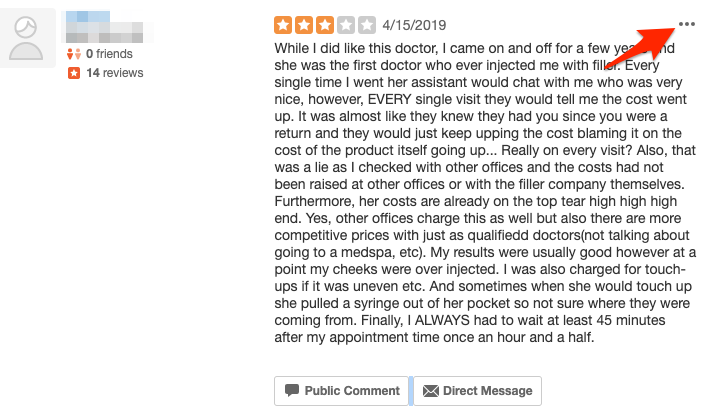 How to Remove Bad Reviews from Yelp 4