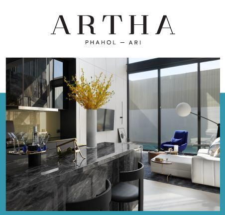 D:\2021\001 ลูกค้า\Nexus\003 Nexus Luxury Grand Sale\ข้อมูลโครงการที่เข้าร่วมแคมเปญ Luxury Grand Sale\06.ARTHA Phahol-Ari (อาธาร์ พหล-อารีย์).JPG