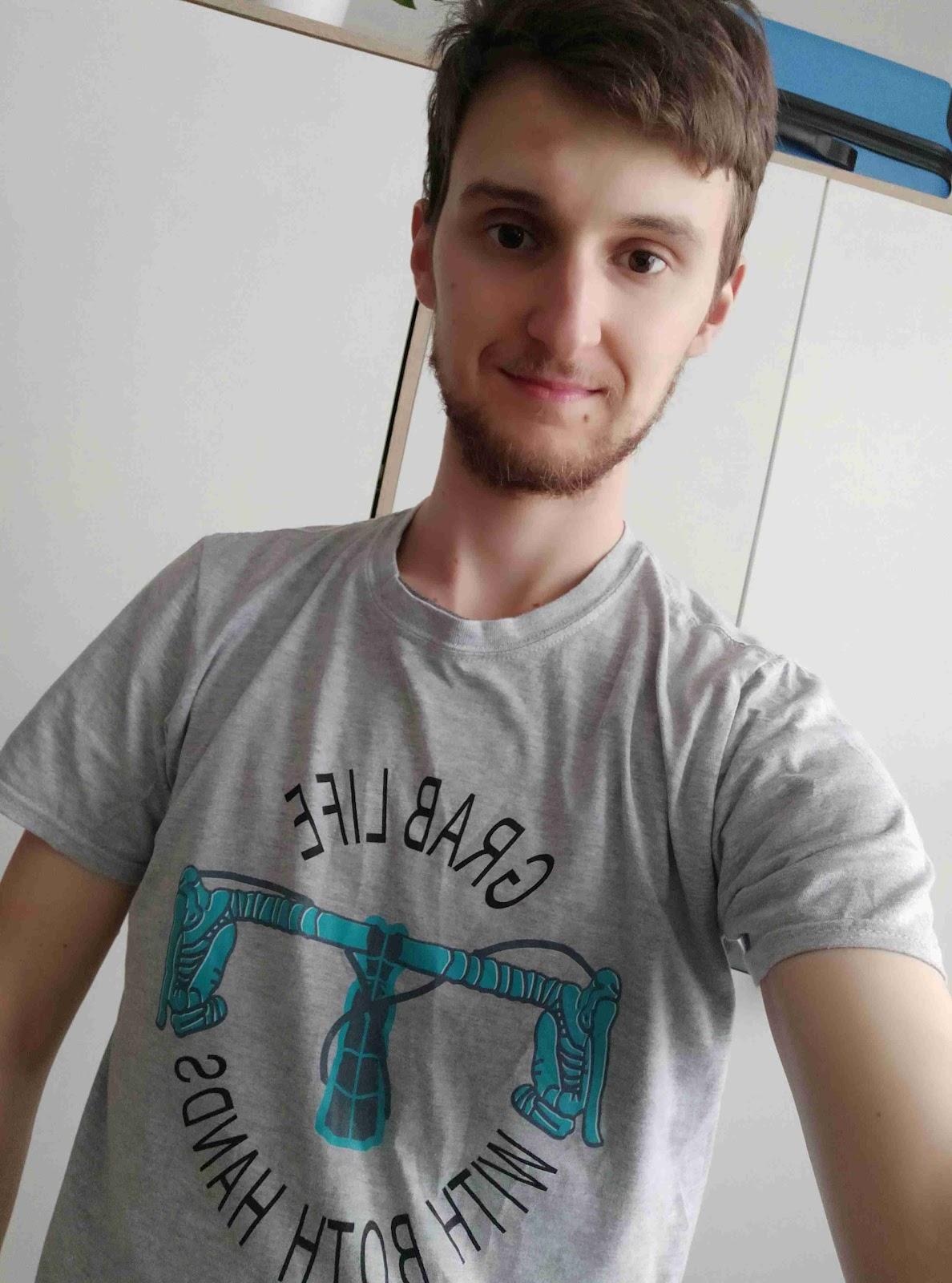 Sportinator: pánské tričko s potiskem